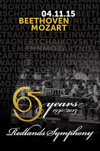 Redlands Symphony | 65 Years of Grandeur