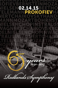 Redlands Symphony | 65 Years of Romance