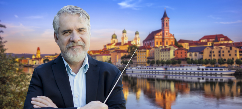 Redlands Symphony | Sail the Danube River with Ransom Wilson