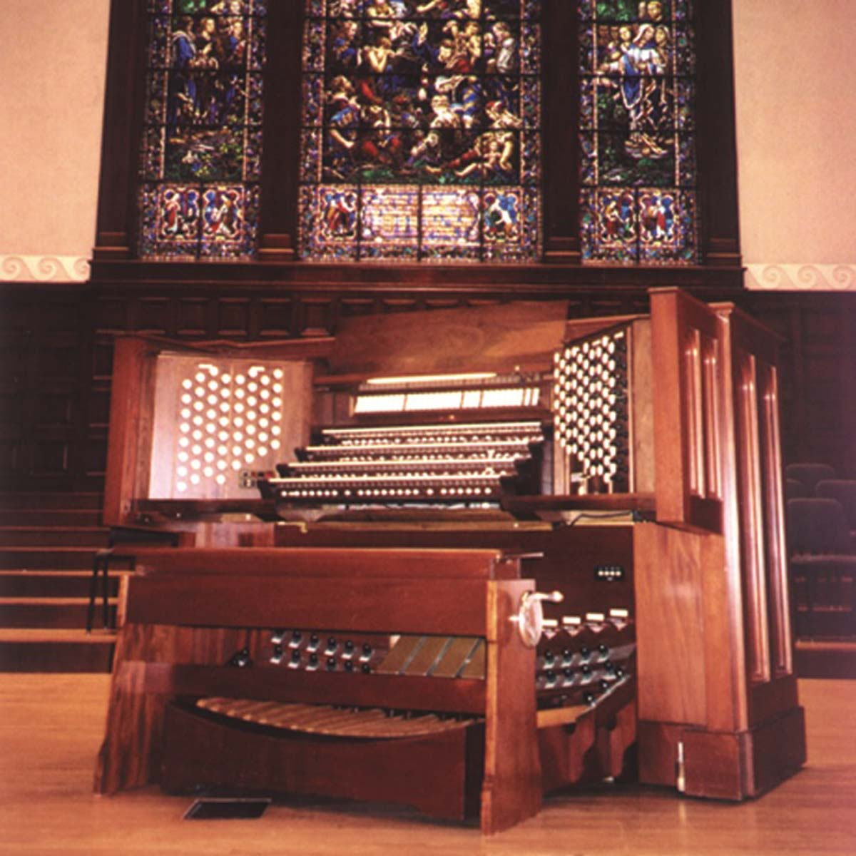 The Memorial Chapel's Casavant Organ