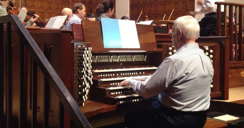 7 Facts About the Memorial Chapel's Casavant Organ