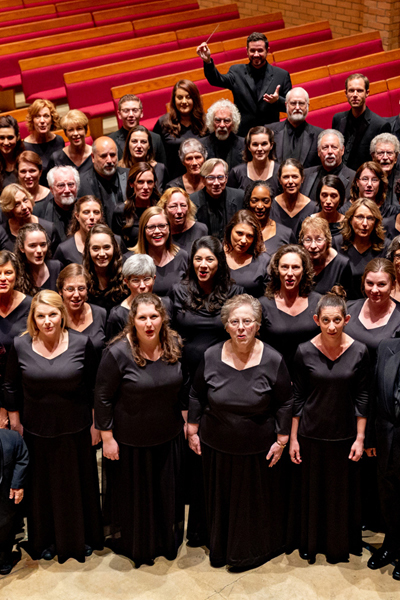 Inland master chorale photo portrait