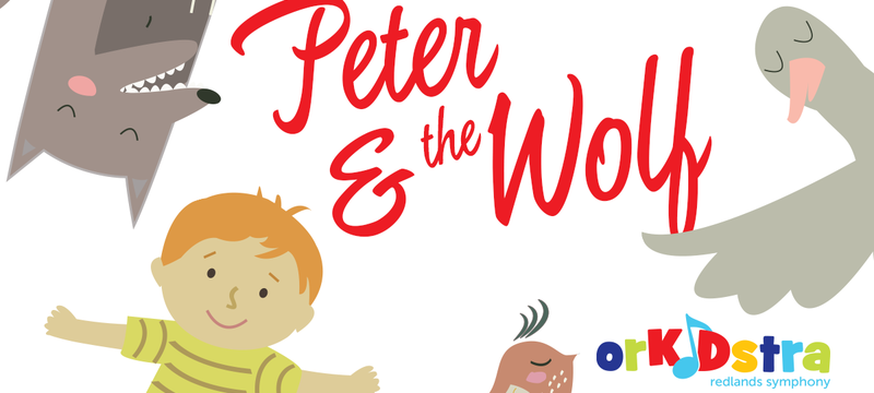 Redlands Symphony | RSA at Home: Peter & the Wolf