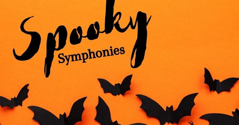 Fill Your October With Spooky Symphonies!