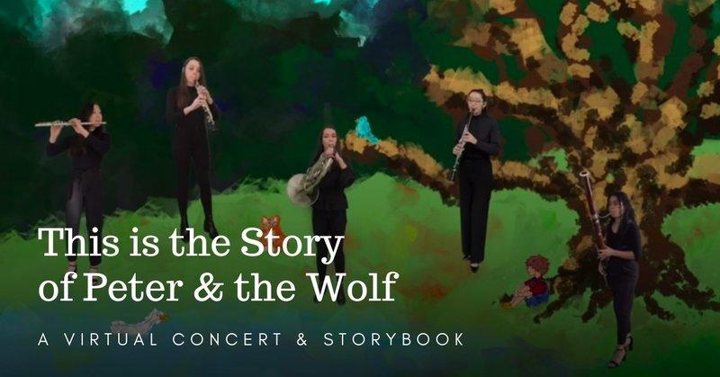 The Story of Peter and the Wolf