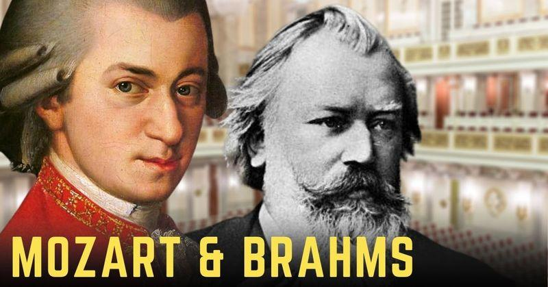 Discover the String Music of Mozart & Brahms