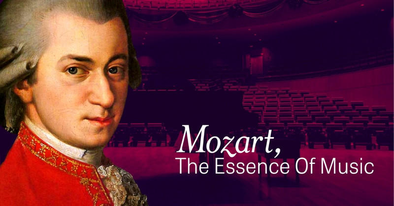 Celebrate the Music of Mozart With Us